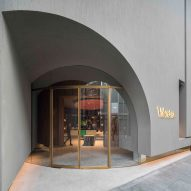 Valextra showroom by Neri&Hu