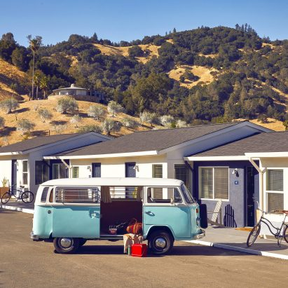 The Calistoga Motor Lodge & Spa was awarded Hotel of The Year at the AHEAD Americas awards 2018