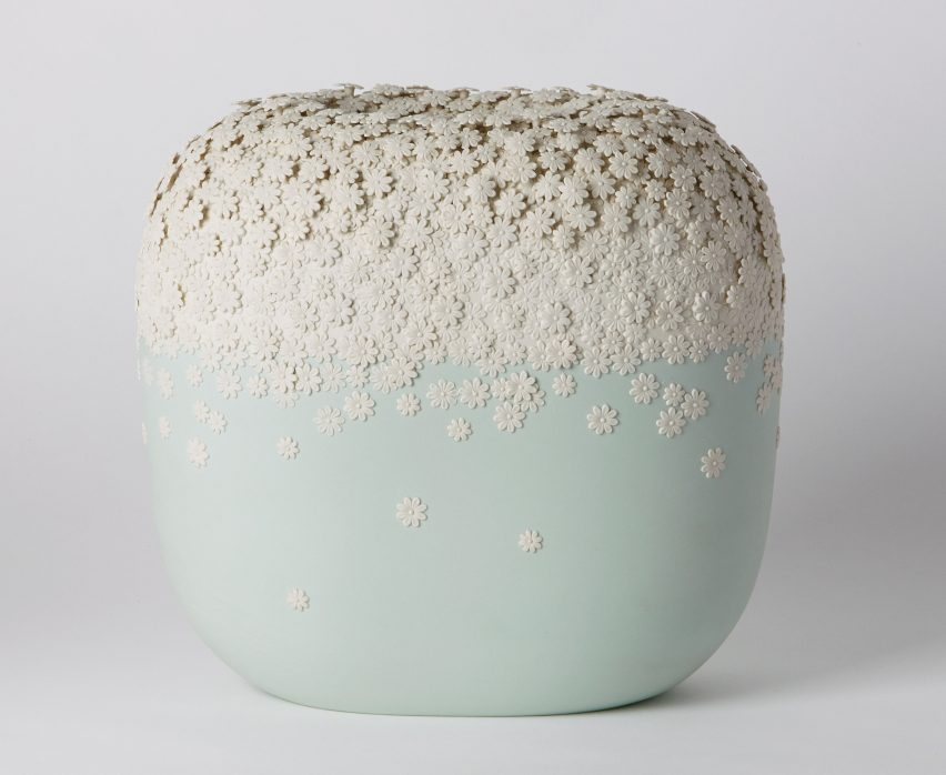 Hitomi Hosono's ceramics collection for Wedgwood