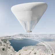 Winning concepts revealed in competition to design observation deck on Turkish volcano