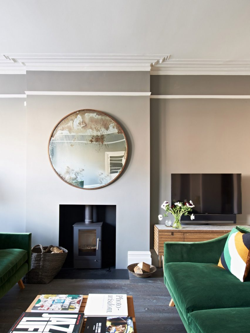 Richard Parr Architects remodels Edwardian house for Rapha founder Simon Mottram