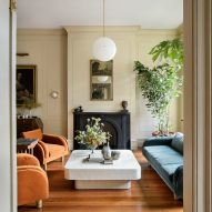 "Workstead gives 19th-century Charleston row house a ""southern modernism"" makeover"