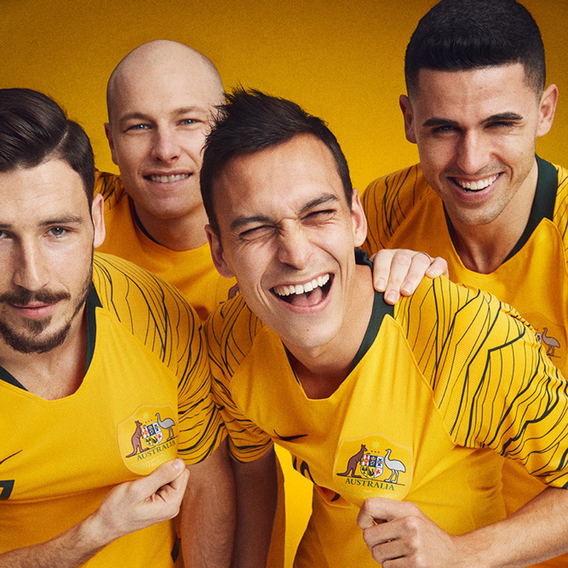 World Cup Australia Kit 2018