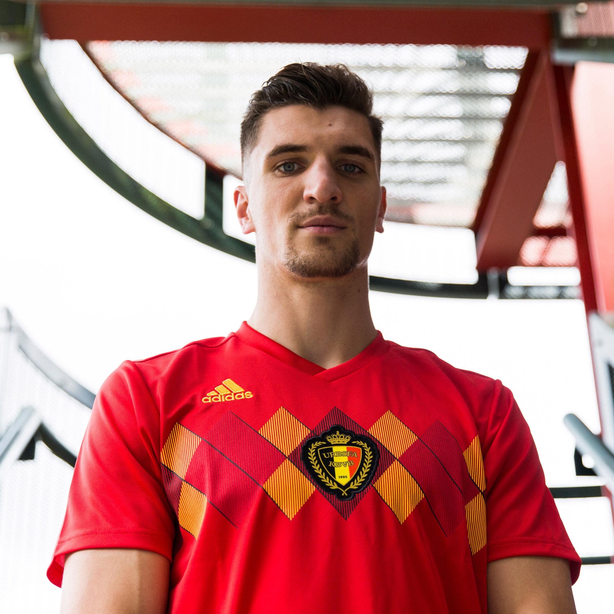World Cup Belgium Kit 2018