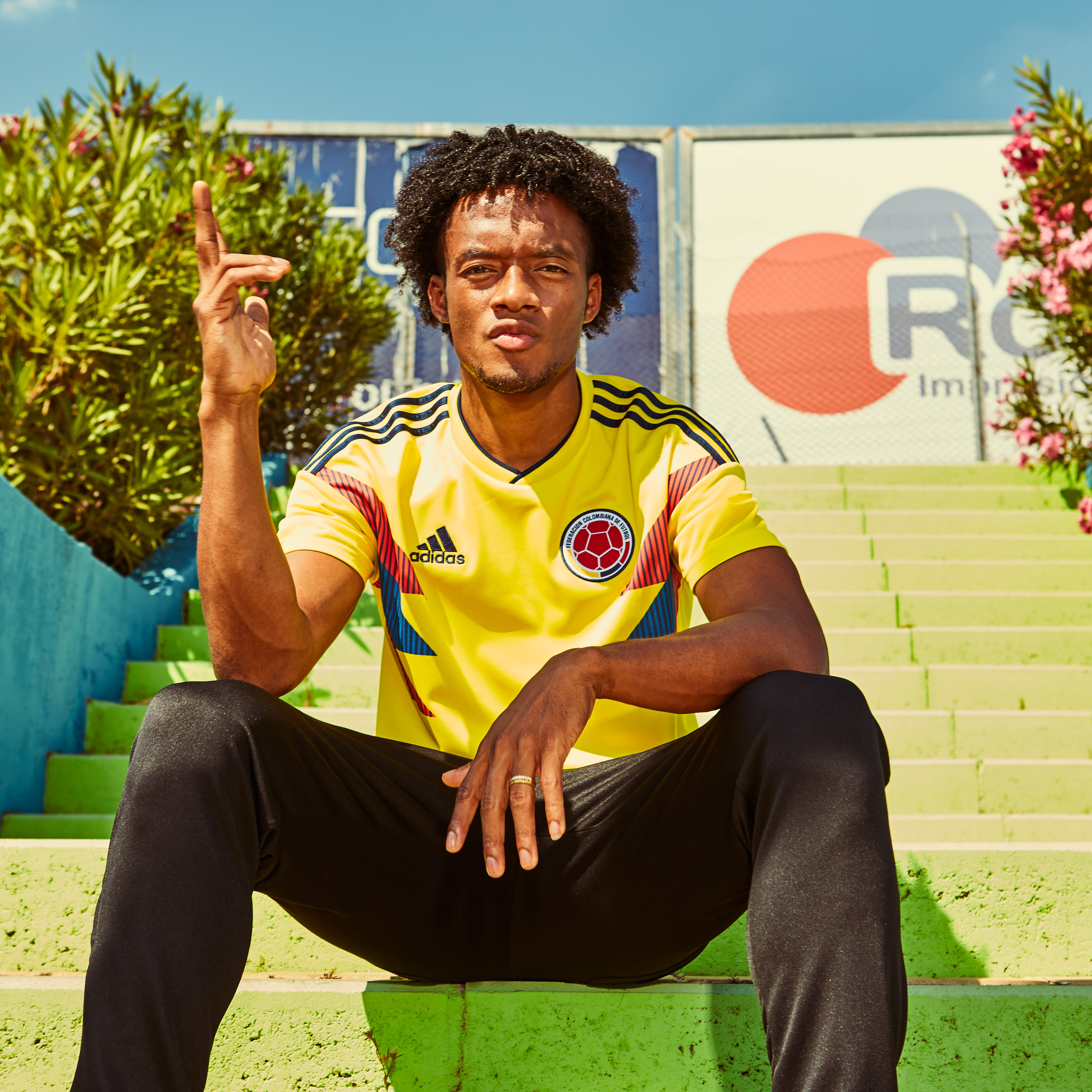 World Cup Colombia Kit 2018