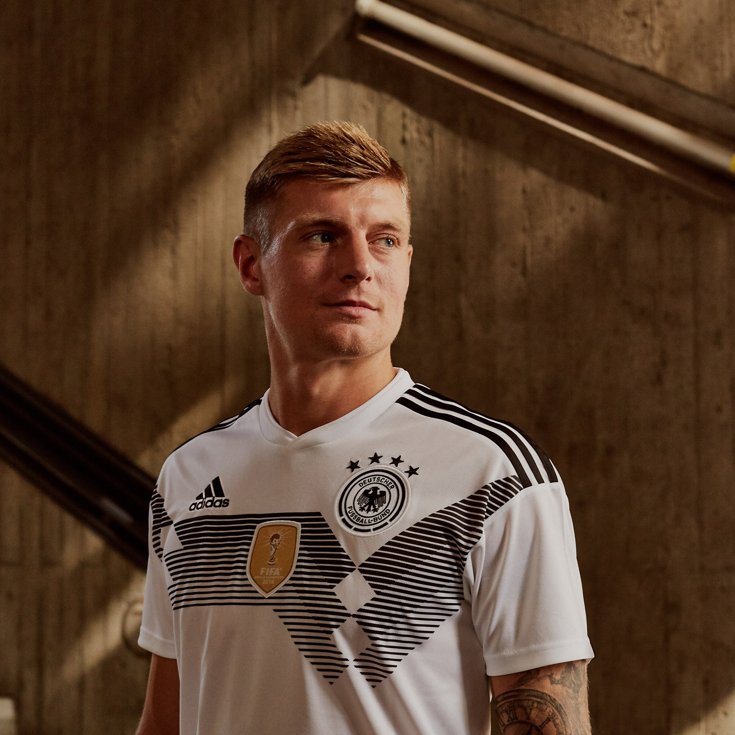 World Cup Germany Kit 2018