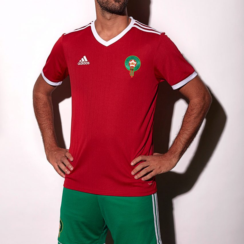 ef121368b World Cup 2018 kits of all 32 teams feature feathers