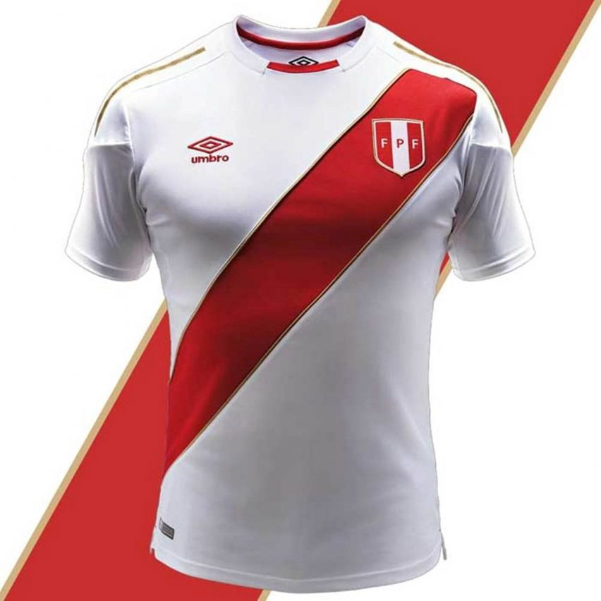 ae6b9a0f1 World Cup 2018 kits of all 32 teams feature feathers