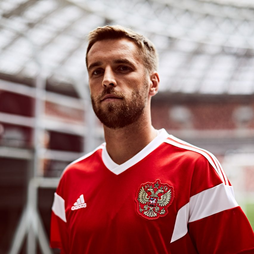 9627acff31d World Cup Russia Kit 2018 · Russia, Adidas. The host's World Cup shirt ...