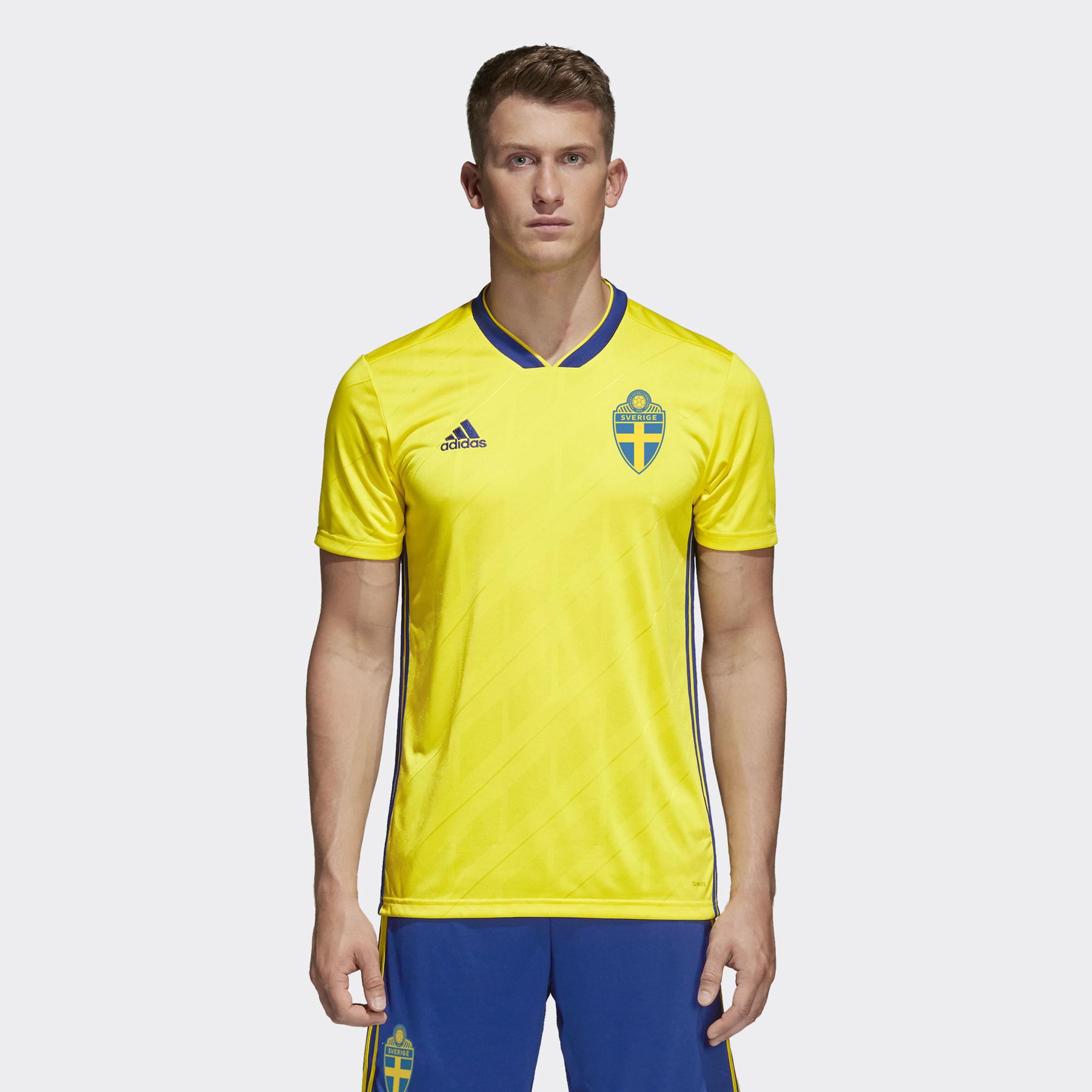 World Cup Sweden Kit 2018