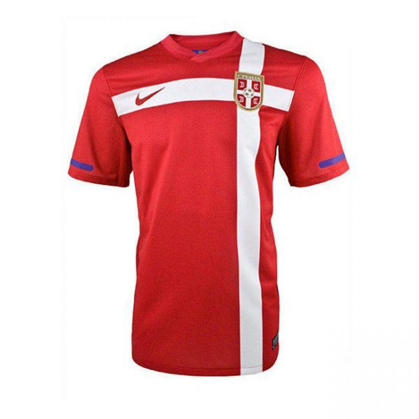 World Cup Serbia Kit 2018