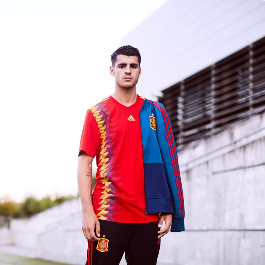 World Cup Spain Kit 2018