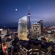 Adrian Smith + Gordon Gill reveals skyscraper for 160 Front Street in Toronto