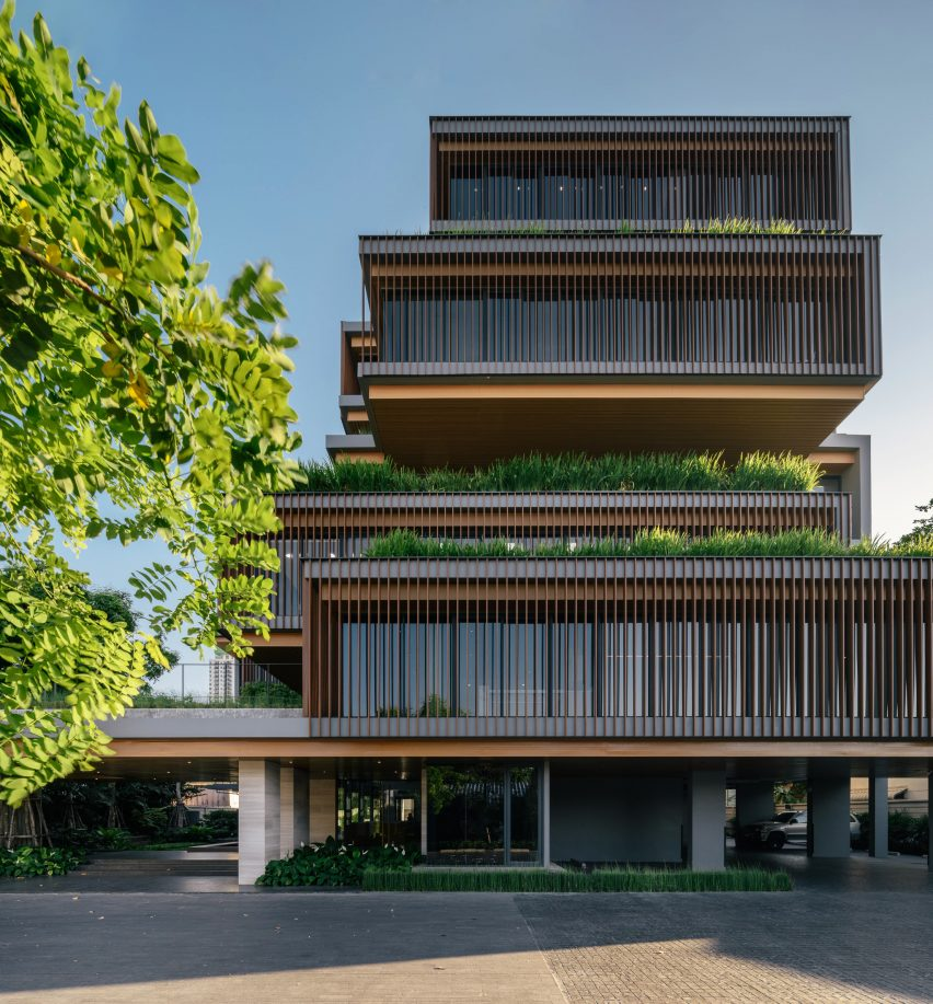 Dezeen Awards 2018 architecture longlist announced