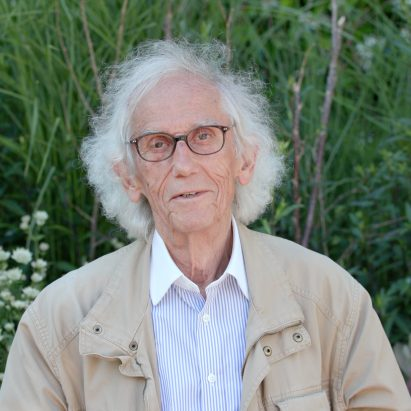 Christo portrait