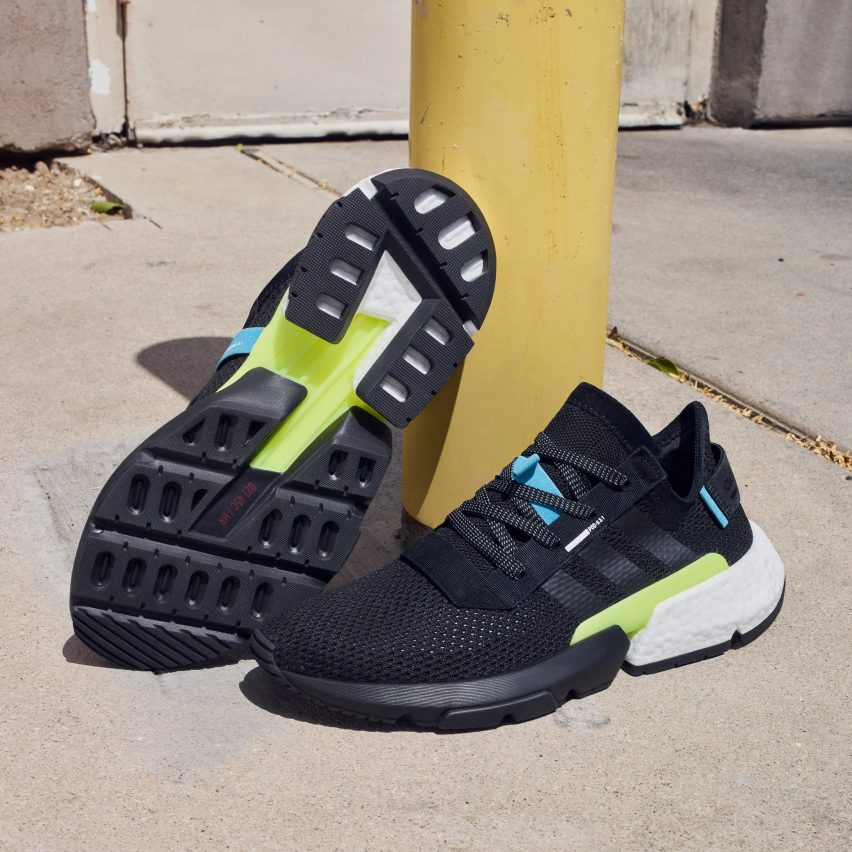 2770a4578b51 P.O.D.System shoe by adidas embraces a design from the 1990s