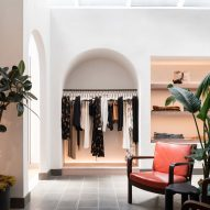 "Janson Goldstein creates ""bicoastal"" atmosphere at ALC boutique in New York"