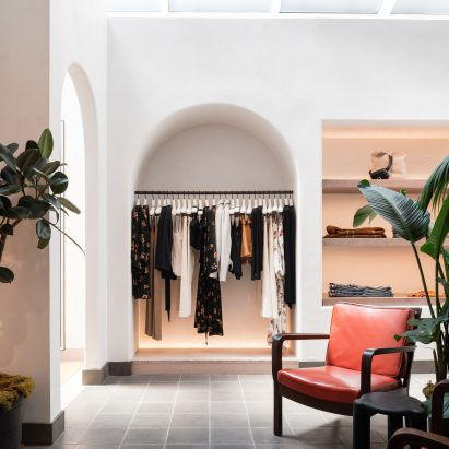 Boutique Architecture And Interior Design Dezeen Fascinating Boutique Shop Design Decoration