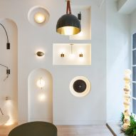 Tribeca dentist's office becomes Allied Maker lighting showroom