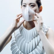 Jun Kamei's amphibious garment could enable humans to breathe underwater