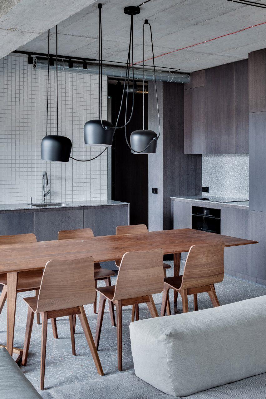 Aparment in Vilnius by Aketuri Architektai