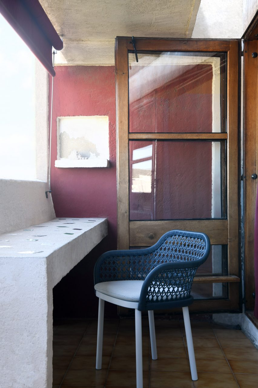 Normal Studio refurbish Apartment Noº 50 in Le Corbusier's iconic Cité Radieuse