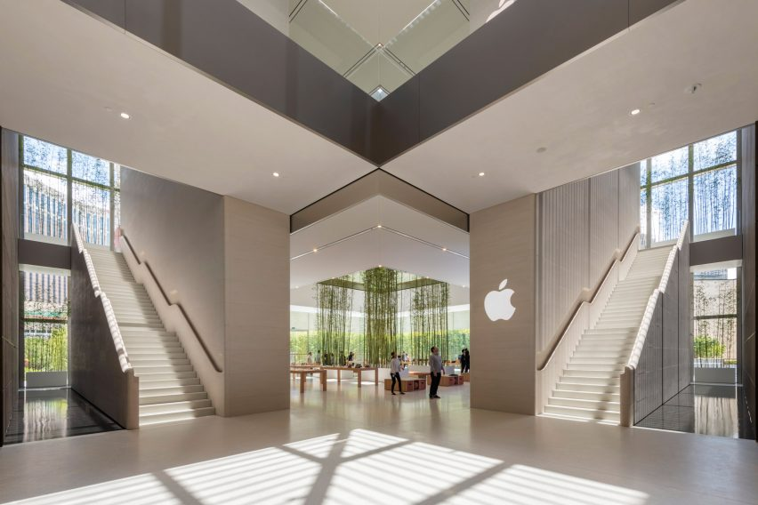 Apple Cotai Centre Macau by Foster + Partners