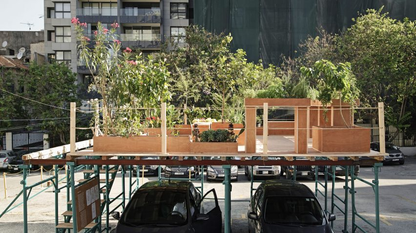 Beirut-based designers advocate new uses for the city's overlooked public spaces