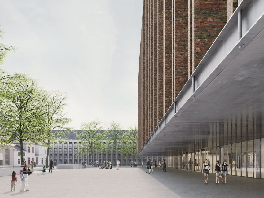 Eduardo Souto de Moura teams up with Meta to design Bruges
