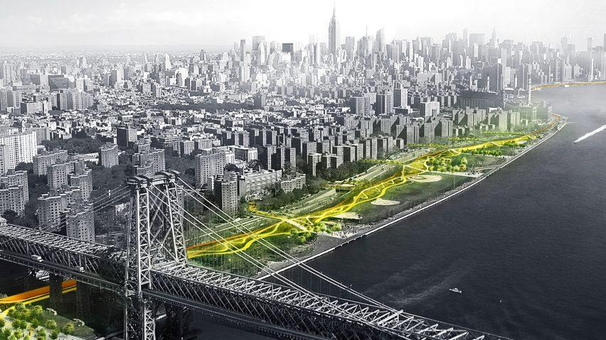 BIG U flood defences for Manhattan move forward