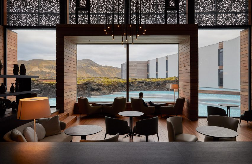 Blue Lagoon Retreat by Basalt Architects