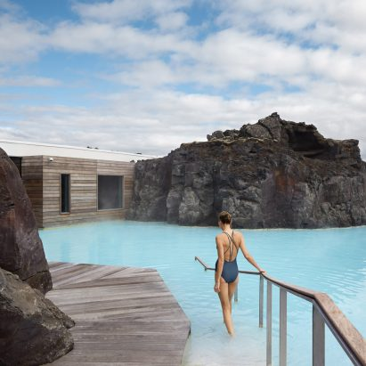 The Retreat at Blue Lagoon hotel, Iceland