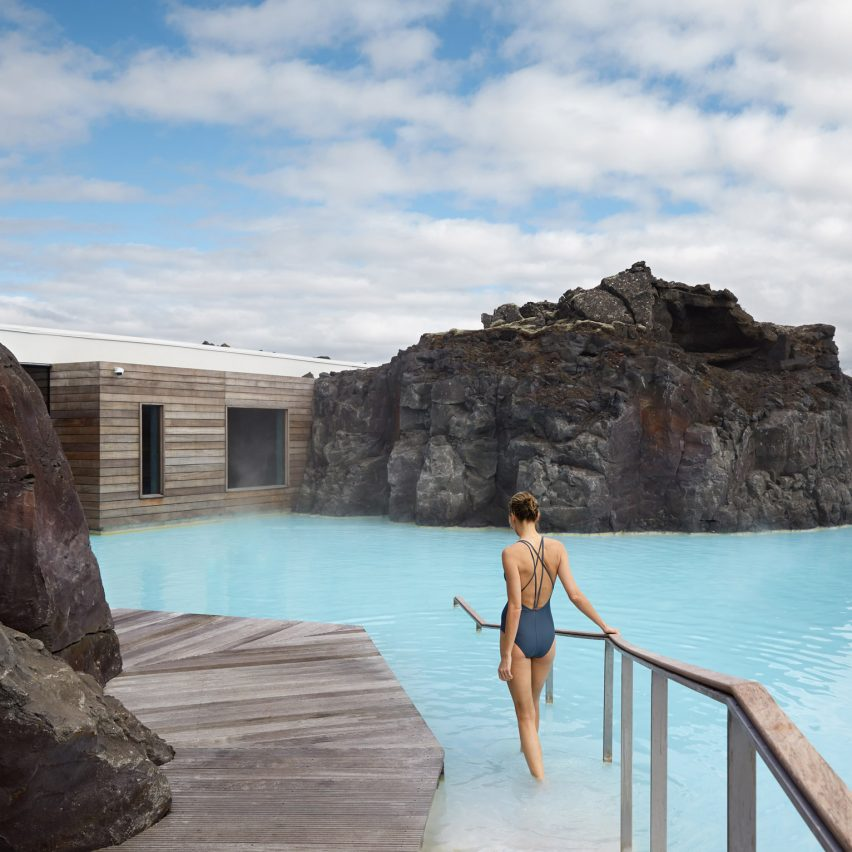 The Retreat at Blue Lagoon Iceland, Dezeen's top hotels