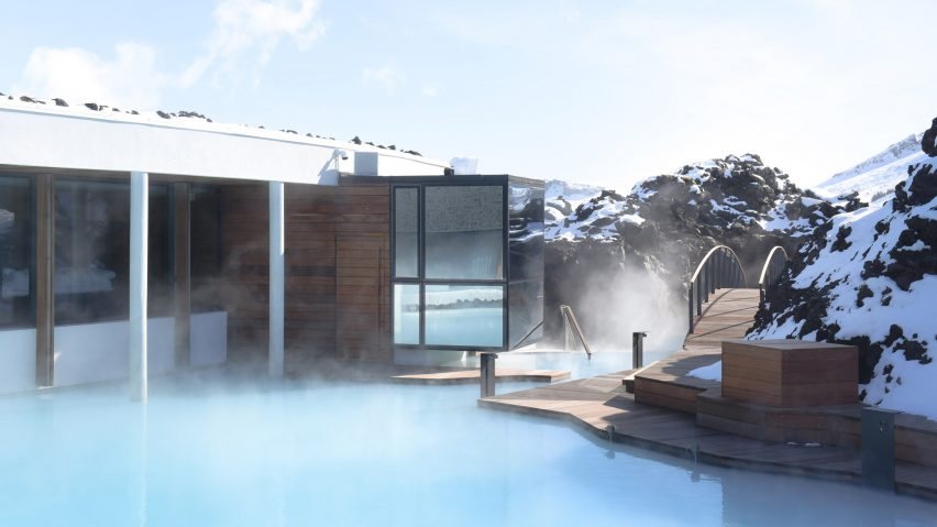The Retreat hotel at Iceland's Blue Lagoon