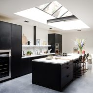 Standard Studio use skylights to funnel light into Amsterdam loft