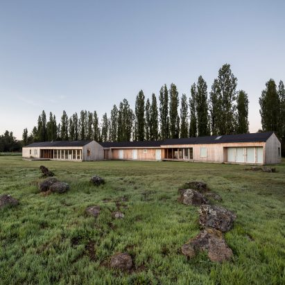 Casa Camilo by Ignacio Correa Arquitecto