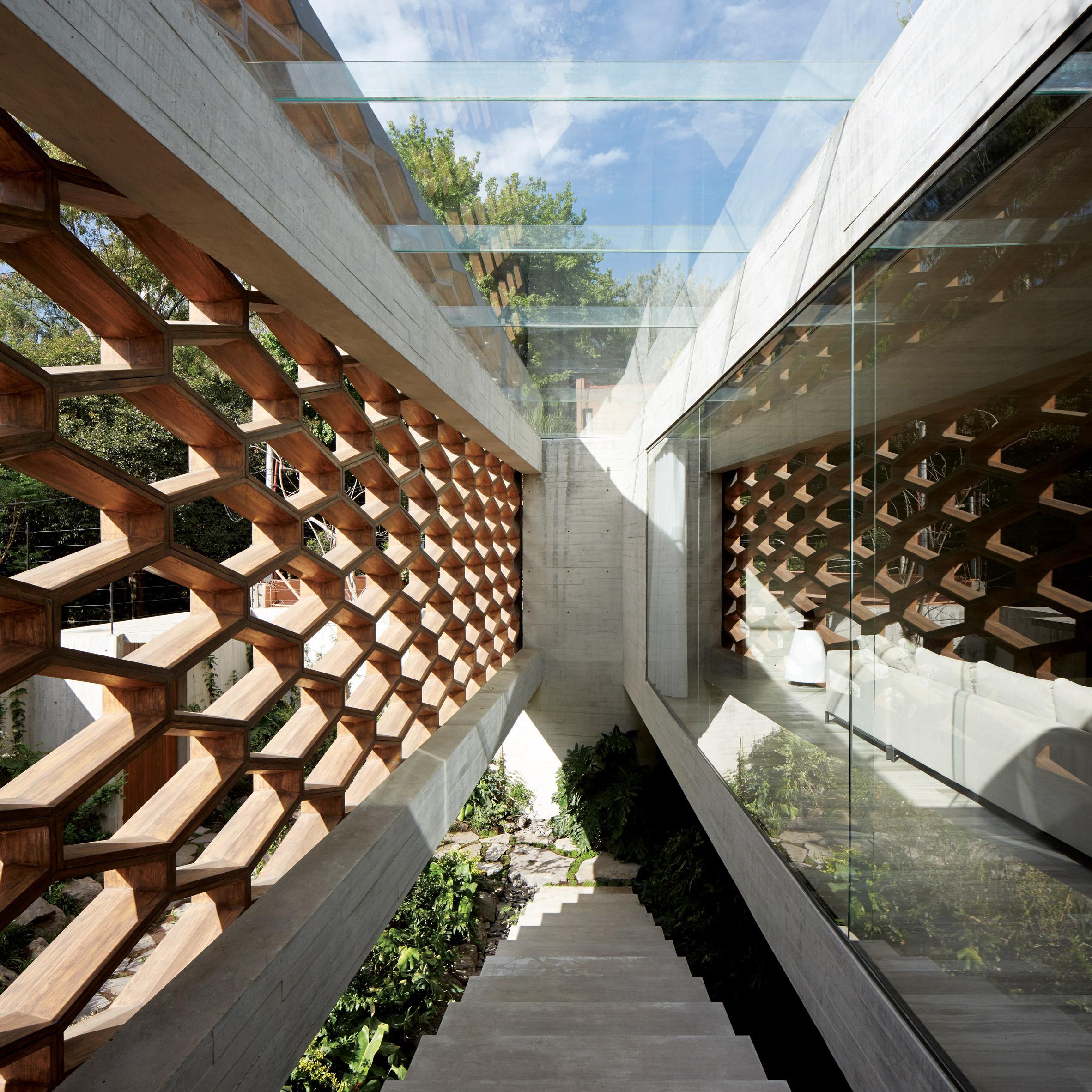 Casa Roel by Felipe Assadi and Francisca Pulido, Mexico City, Mexico