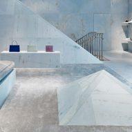 Céline flagship Miami store by Valerio Olgiati
