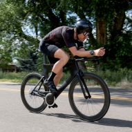 CeramicSpeed's ultra-efficient Driven bicycle works without a chain