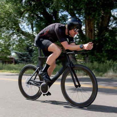 La bicicleta conducida ultra eficiente de CeramicSpeed funciona sin una cadena