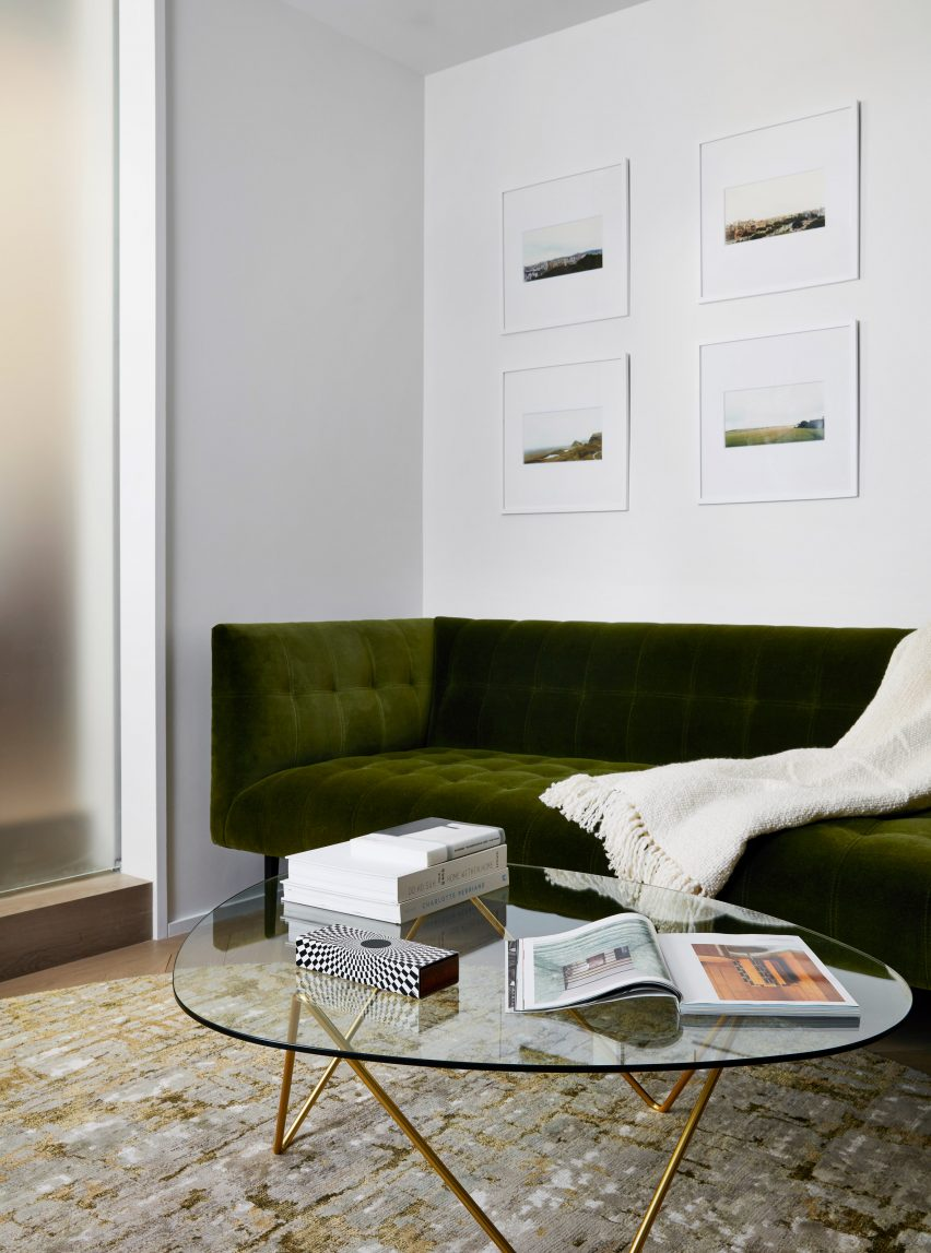 Chelsea Pied-à-Terre by STADT Architecture