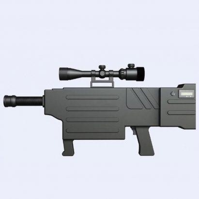 China afirma haber desarrollado una pistola láser de largo alcance que puede quemar carne