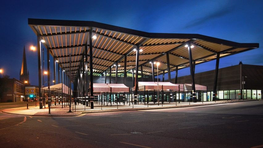 Wakefield Market Hall by David Adjaye