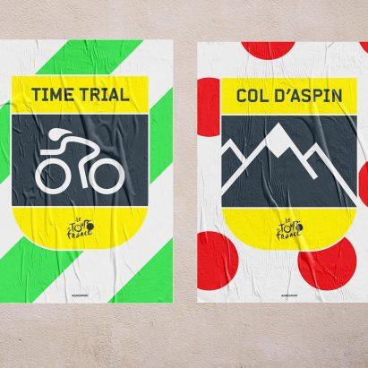 DixonBaxi crea marca para la cobertura televisiva del Tour de Francia