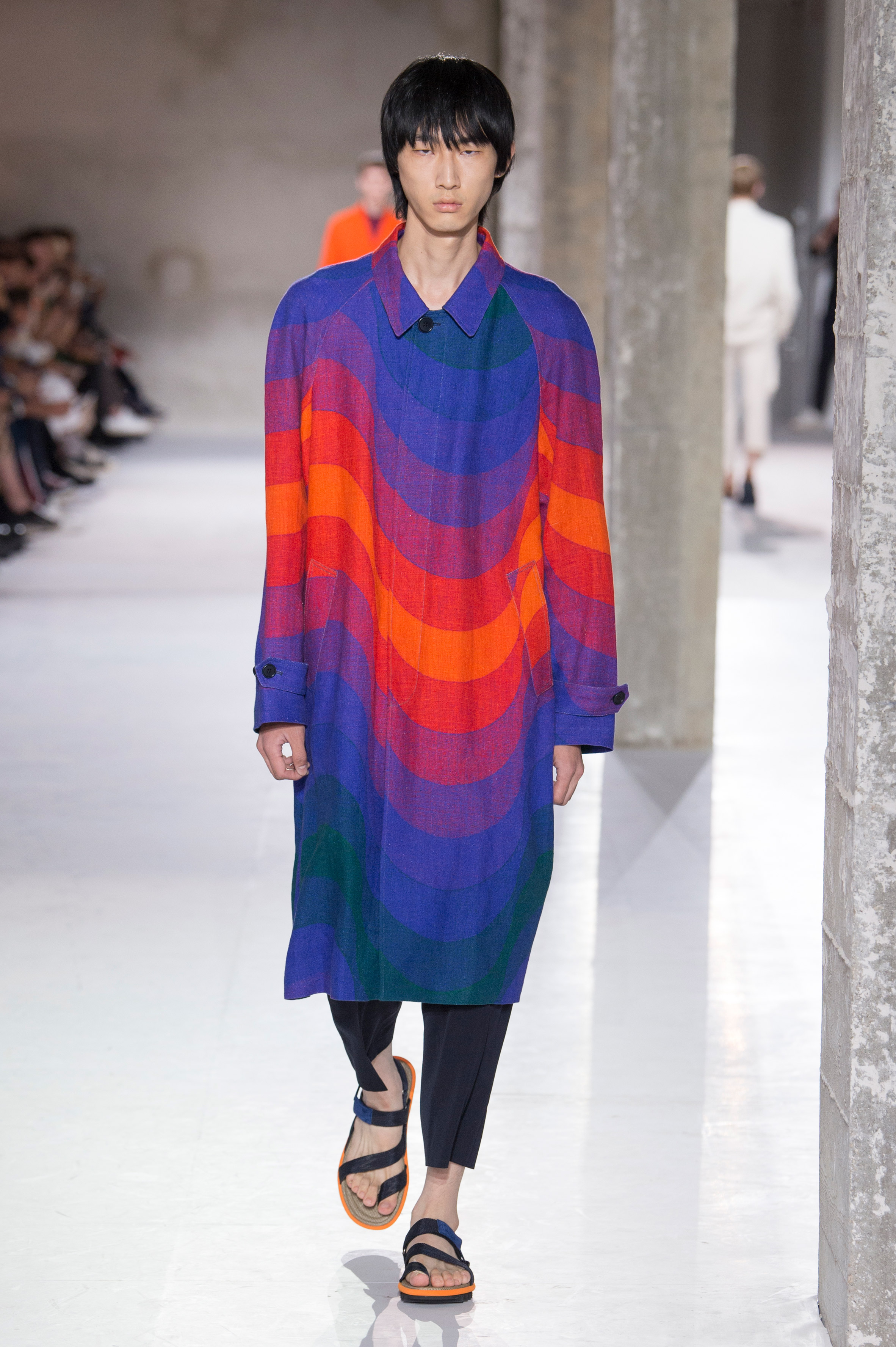 9325e265a09 ... Dries Van Noten collaborates with Panton for colourful SS19 collection  ...