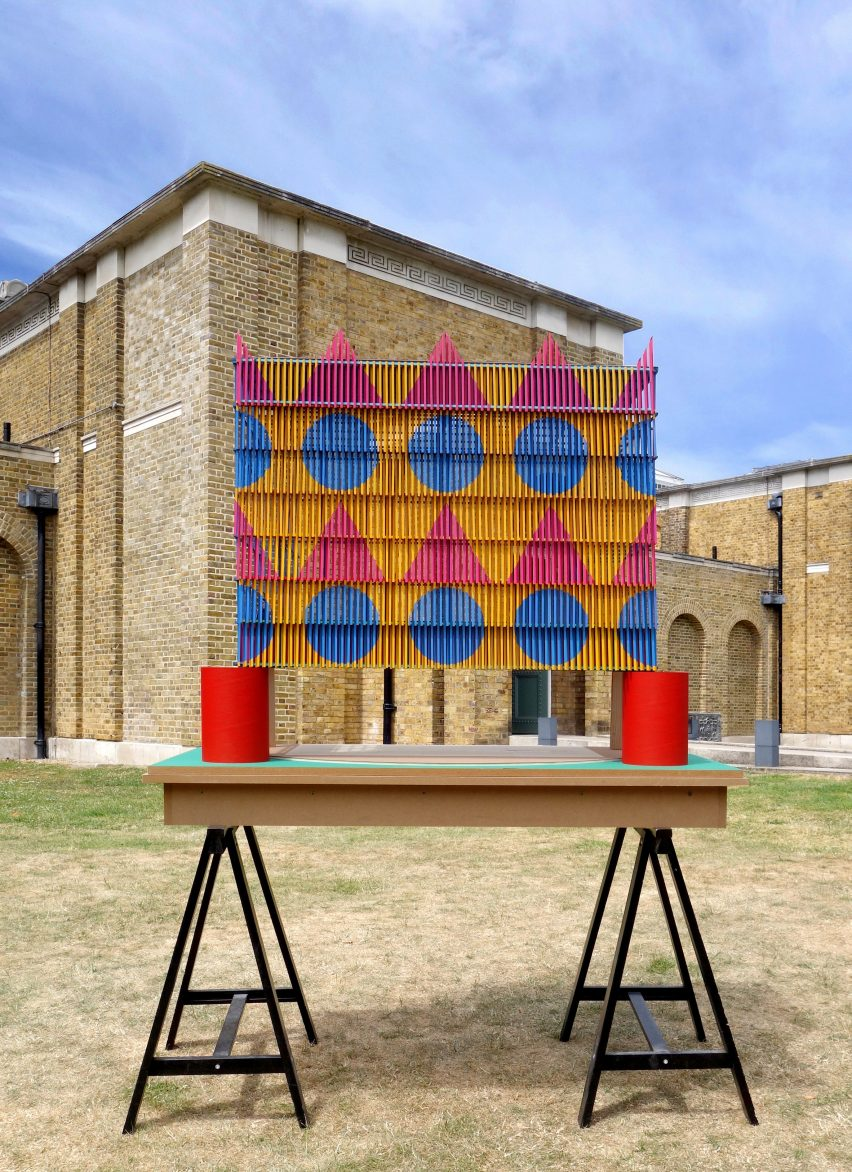 The Colour Palace by Pricegore and Yinka Ilori