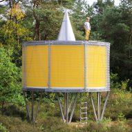 Studio Morison designs Escape Vehicle #9 for when nature reclaims the planet