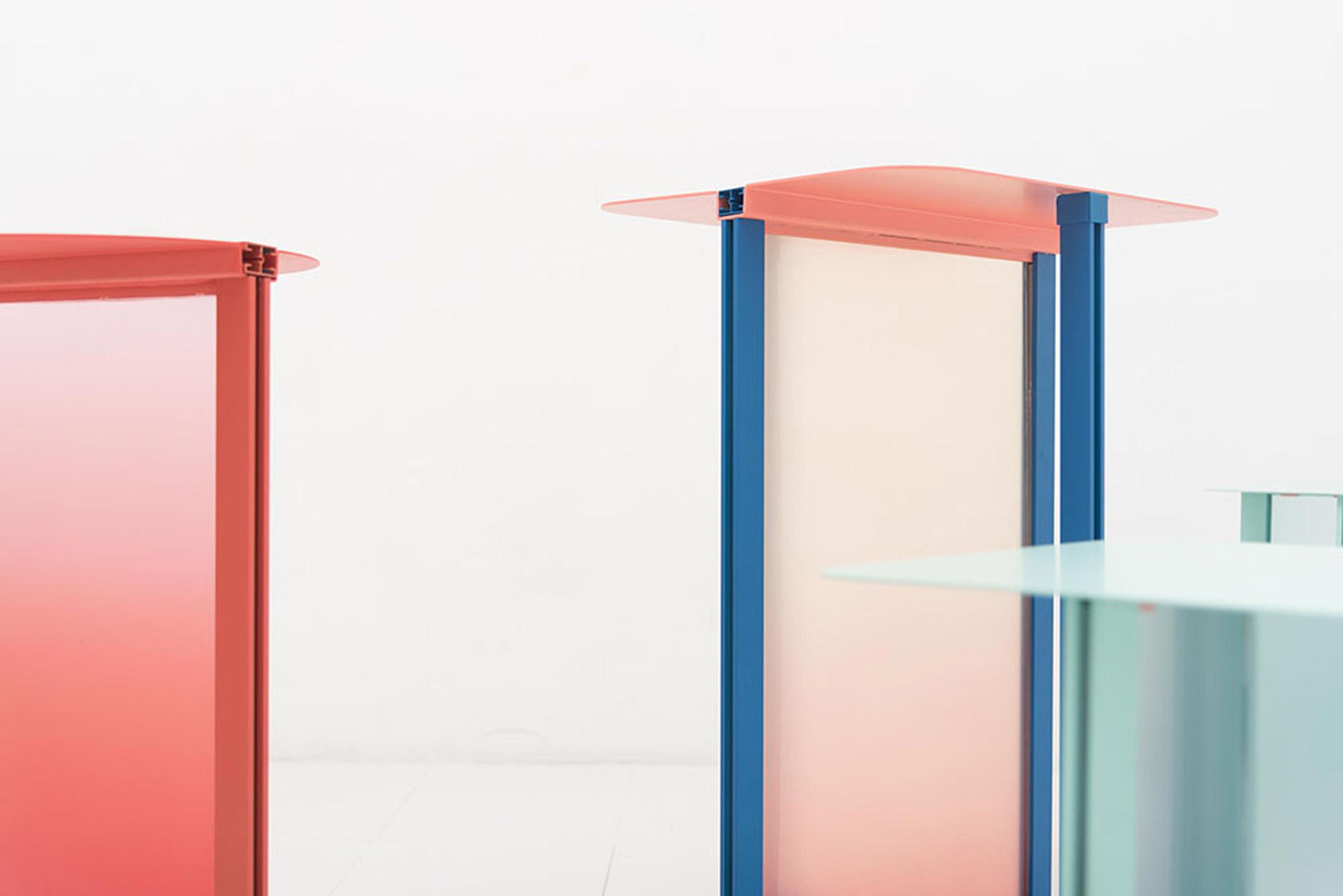 Femme Atelier reimagines the doorframe as items of furniture