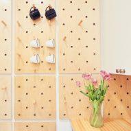 Fifth Avenue Kitchen by Handwerk Art and Design