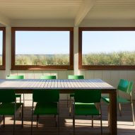 Fire Island House by Delson or Sherman Architects